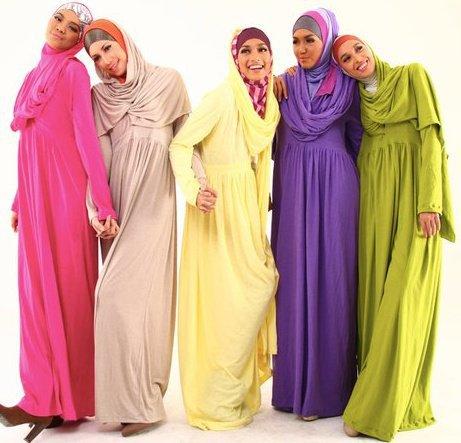 modèles de tenues pour hidjab