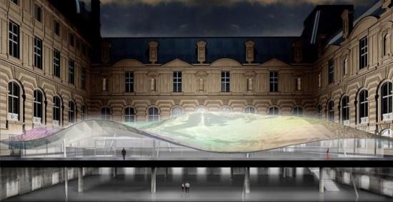 Ouverture du Département des Arts islamiques au Musée du Louvre en 2012