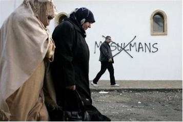 2011 : Une rentrée difficile pour les musulmans de France