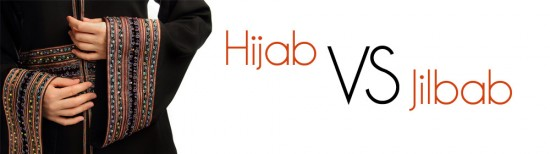 Hijab vs Jilbab