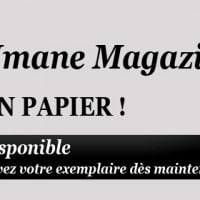 Lancement d'Imane Magazine Version Papier