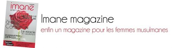 Imane Magazine : enfin un magazine pour les femmes musulmanes
