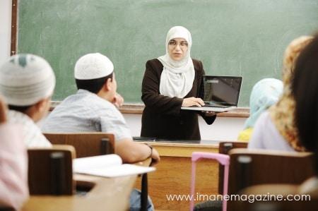 Maternelles, écoles, collèges et lycées musulmans en France