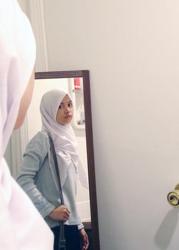 Ma rentrée scolaire avec mon hijab