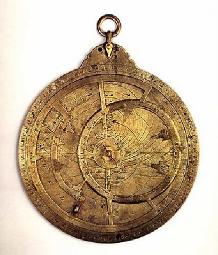 Astrolabe-bronze