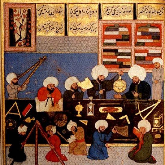Les apports de la civilisation islamique à l'Occident