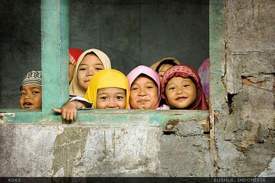 Musulmanes d'ailleurs : direction l'Indonésie
