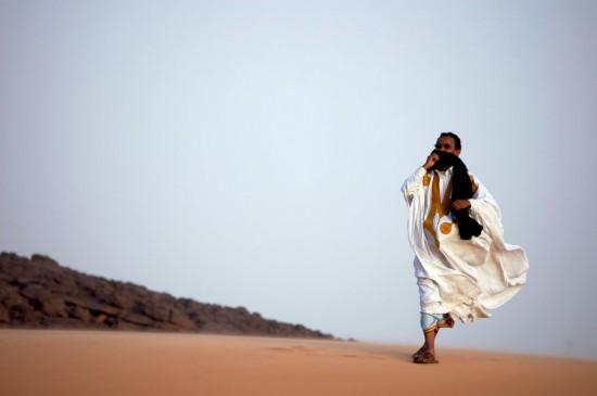 Direction la Mauritanie