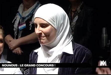 La meilleure nounou de France est musulmane !