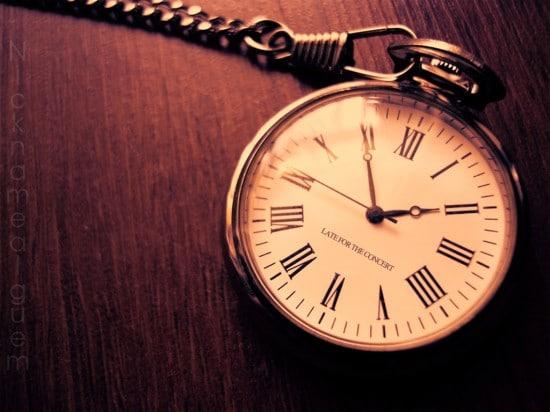Procrastineuses VS tyran de la montre ?
