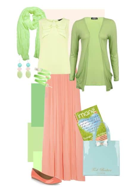 3 tenues hijabstyle pour le printemps !