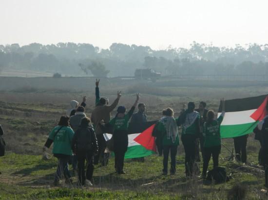 De retour de Palestine, de la Bande de Gaza…