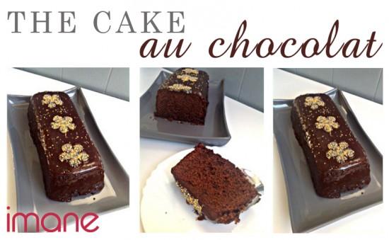 THE Cake au chocolat