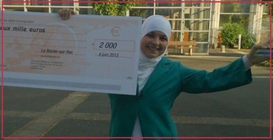 For Muslim'a création : Lauréate du concours régional du Talent des Cités
