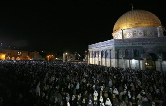 Amoureuse de Jérusalem…