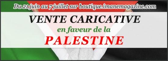 Vente Caritative pour la Palestine