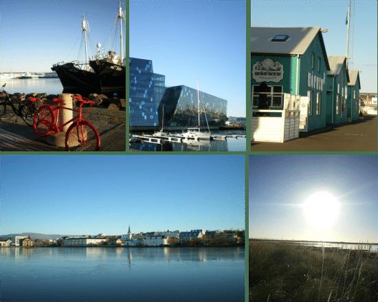 Carnet de voyage #1  –  Reykjavik, Islande