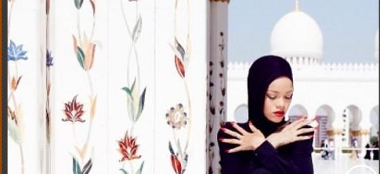 Rihanna «chassée» de la grande mosquée d'Abou Dhabi
