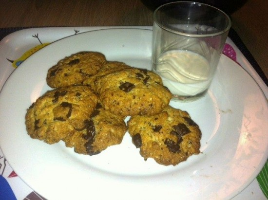Les cookies d'Imane