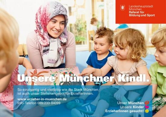 En Allemagne, on est fiers des nounous voilées !