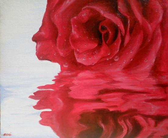 Vive l'eau de rose !
