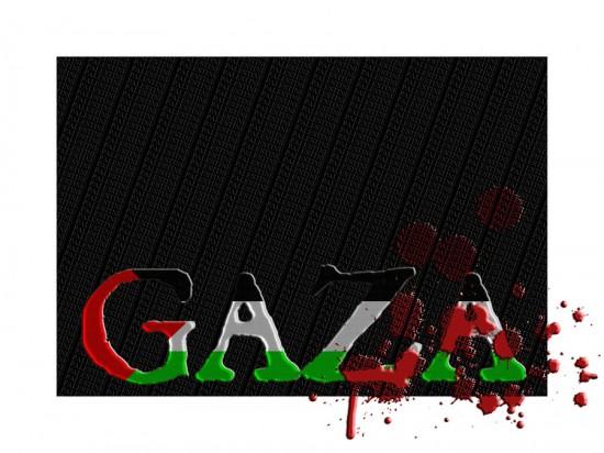 Gaza la martyrisée