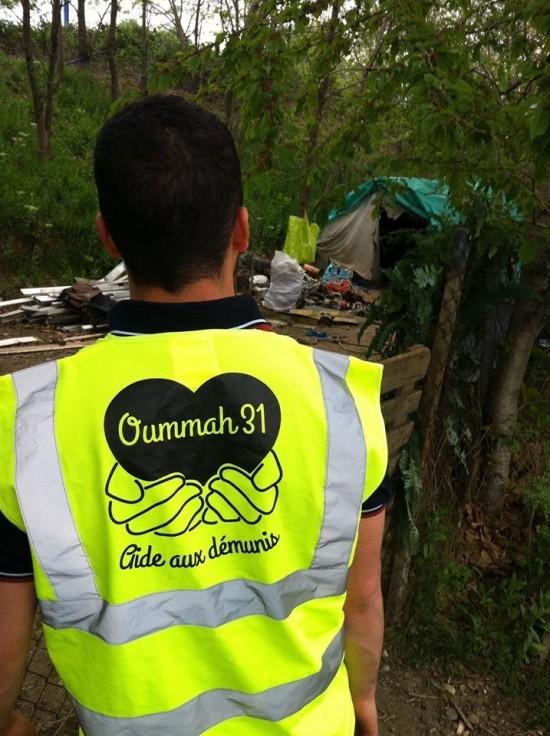 Oummah 31 : aide les plus démunis en région toulousaine