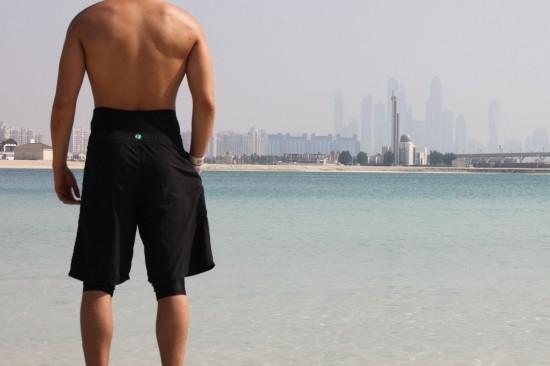RAJOUL lance le premier short de bain islamique