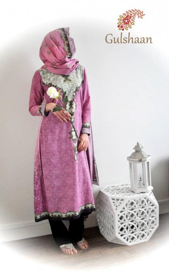 Gulshaan : LA référence de la mode indo-persane