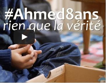 La version d'Ahmed 8 ans poursuivi pour apologie du terrorisme