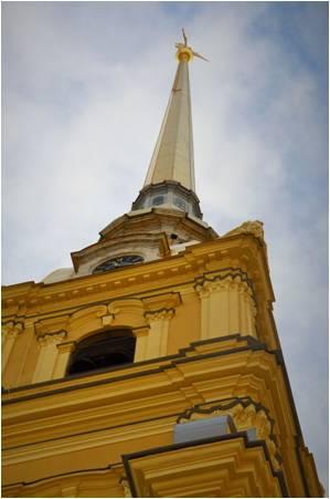 Carnet de voyage #8 – Saint Petersbourg