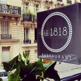 Restaurant Le1818 : du halal haut de gamme
