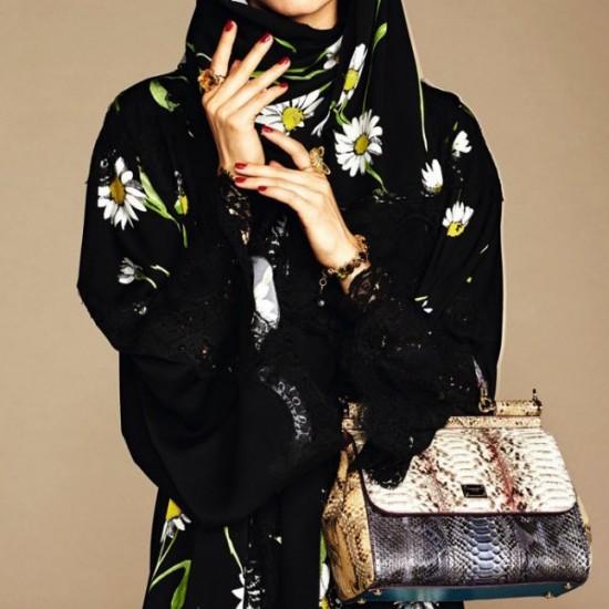 Modest Fashion par Dolce et Gabbana