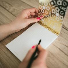 Le happy mailing pour le plaisir d'écrire