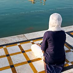 L'Islam m'a sauvée mais je n'y arrive plus