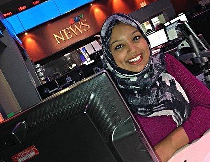 Ginella Massa : première présentatrice TV en hijab au Canada