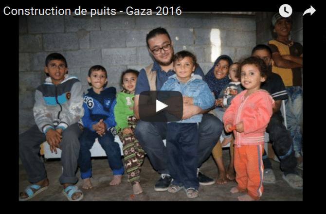 Un puits pour Gaza !