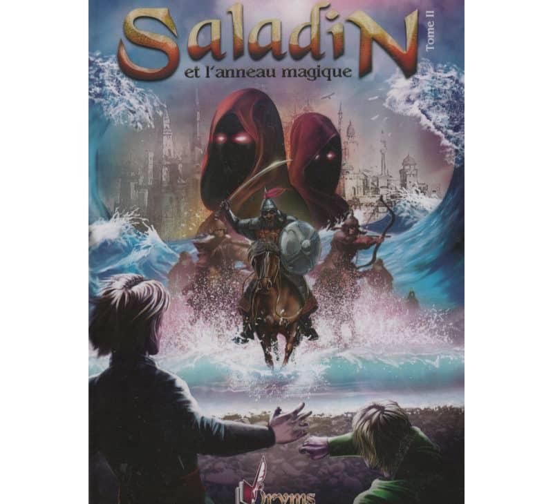 Saladin et l'anneau magique : roman pour jeunes musulmans